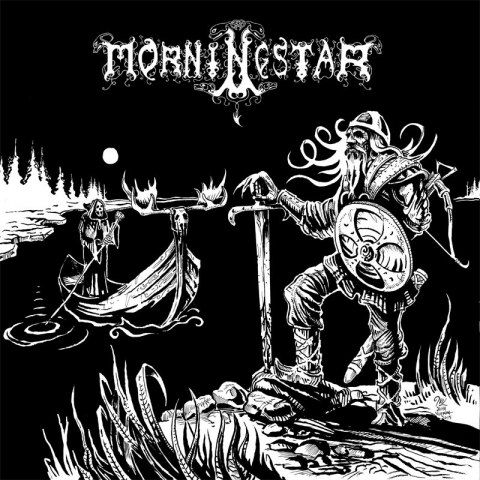 "Morningstar - "" Heretic Metal"" CD"