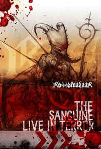 ROSSOMAHAAR - The Sanguine Live In Terror (DVD) A5