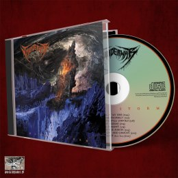 "THUNDERWAR - ""Black Storm"" CD"