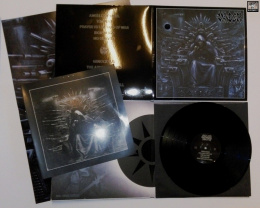"VADER -""The Empire"" 12"" GATEFOLD BLACK LP"
