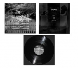 "VOND -"" AIDS To The People"" 12"" LP"